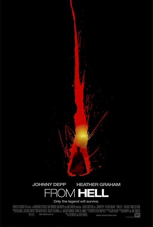 From Hell (2001) | JPK's Adventures in Cinema