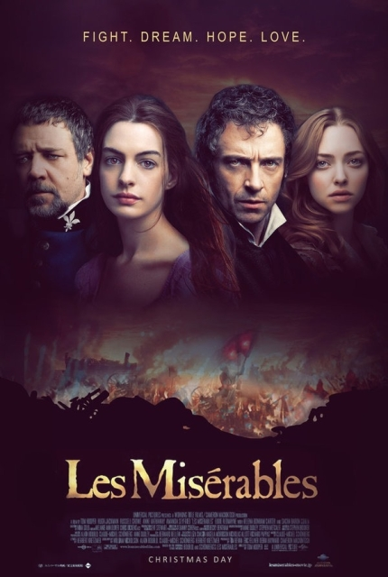 Les Miserables (poster)