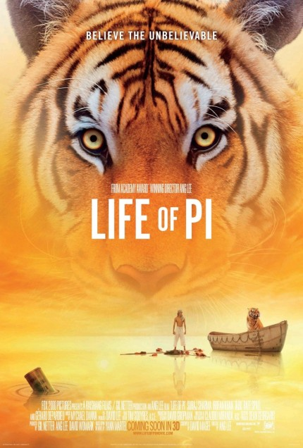 Life of Pi (poster)
