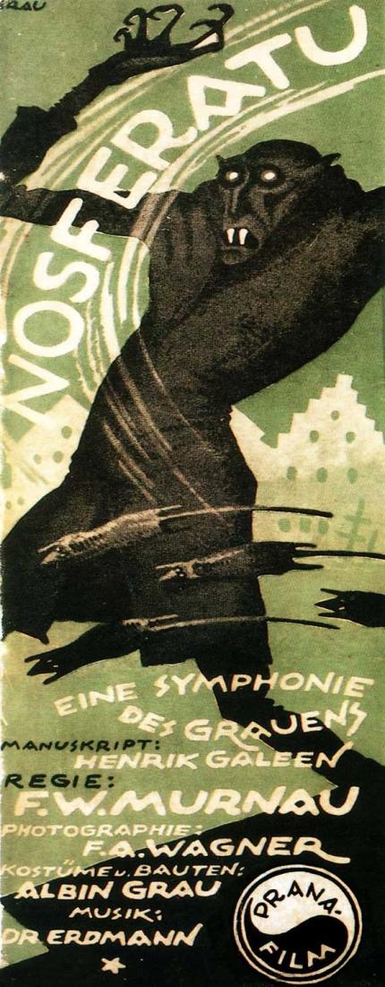 Nosferatu (poster)