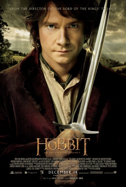 The Hobbit - An Unexpected Journey (poster)