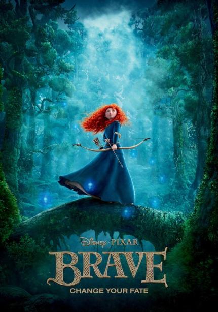 Brave (poster)