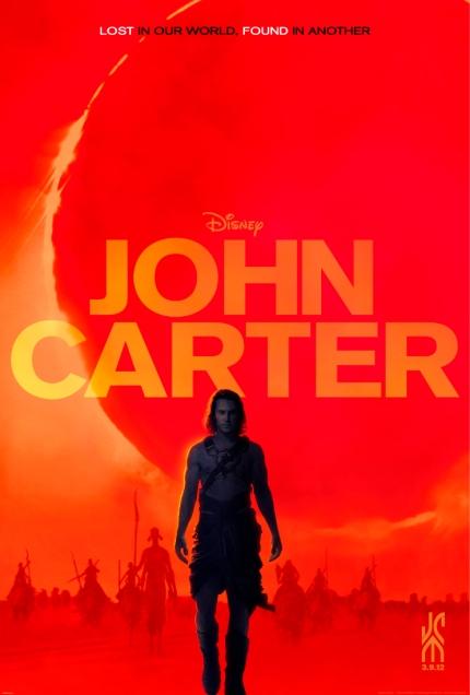 John Carter (poster)