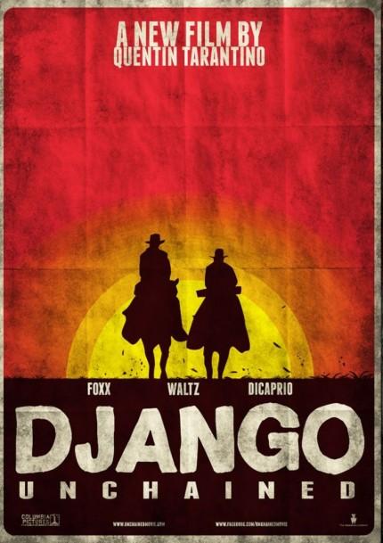 Django Unchained (poster)