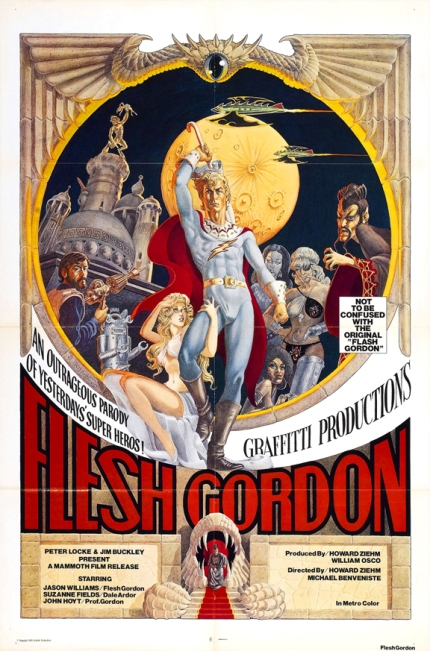 Flesh Gordon (poster)