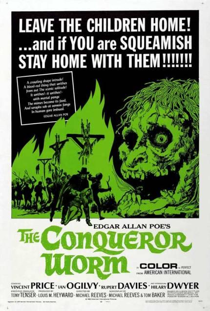 Conqueror Worm (poster)