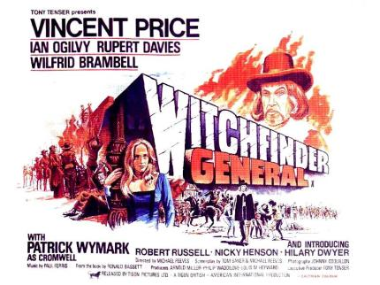 Witchfinder General (poster)