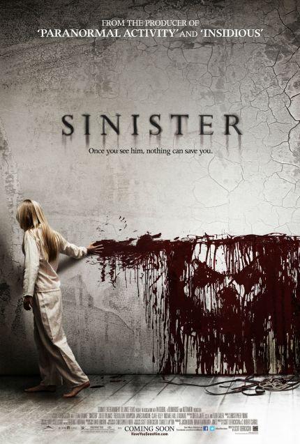 Sinister (poster)