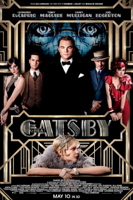 The Great Gatsby 2013 (poster)