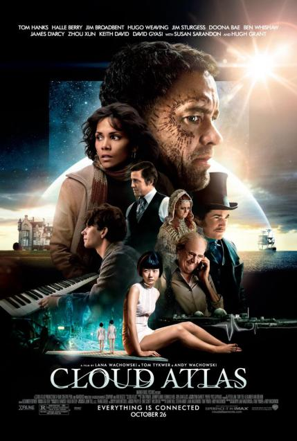 Cloud Atlas (poster)