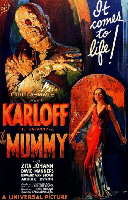 The Mummy 1932 (poster)
