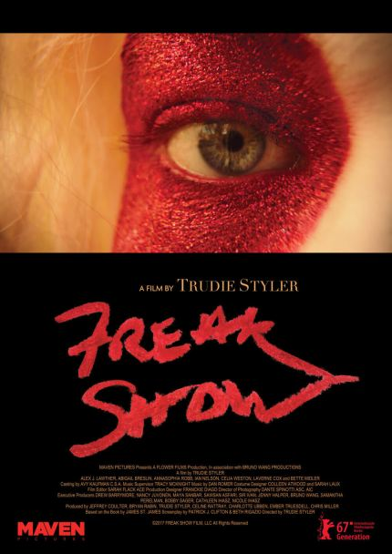 freak-show-poster-art